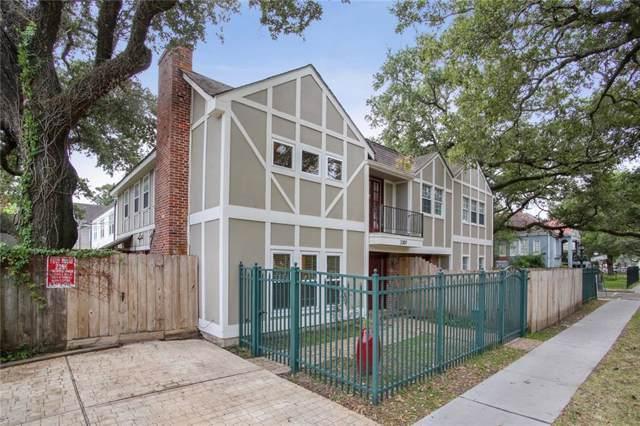 2307 S Carrollton Avenue #2307, New Orleans, LA 70118 (MLS #2223624) :: Turner Real Estate Group