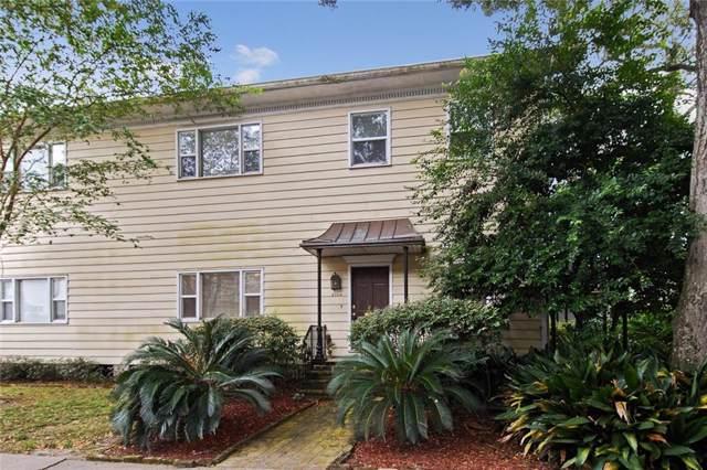 3104 Coliseum Street, New Orleans, LA 70115 (MLS #2223634) :: Crescent City Living LLC