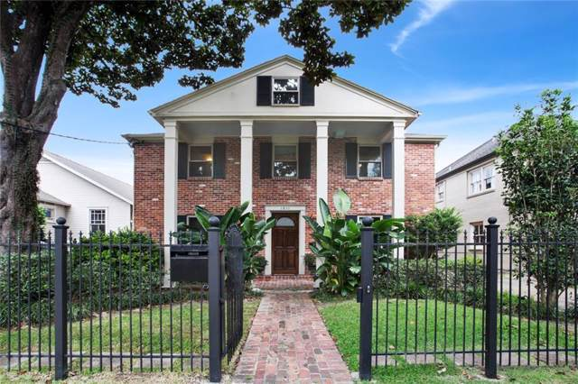 1011 Nashville Avenue, New Orleans, LA 70115 (MLS #2223642) :: Crescent City Living LLC