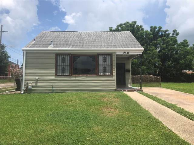2341 Odin Street, New Orleans, LA 70122 (MLS #2223698) :: Turner Real Estate Group