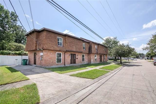 1001 Zinnia Avenue, Metairie, LA 70001 (MLS #2223787) :: Inhab Real Estate