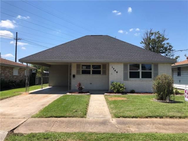 1748 Diane Drive, Marrero, LA 70072 (MLS #2224005) :: Crescent City Living LLC