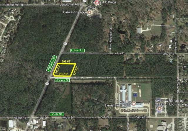 Highway 59 Highway, Mandeville, LA 70448 (MLS #2224036) :: Top Agent Realty
