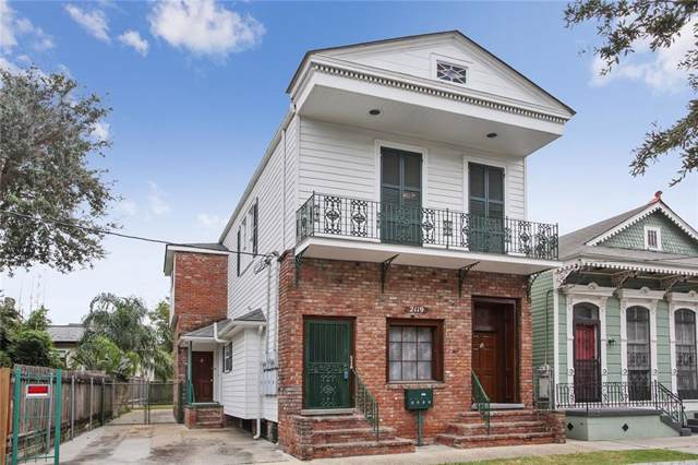 2119 Gov Nicholls Street, New Orleans, LA 70116 (MLS #2224065) :: Amanda Miller Realty