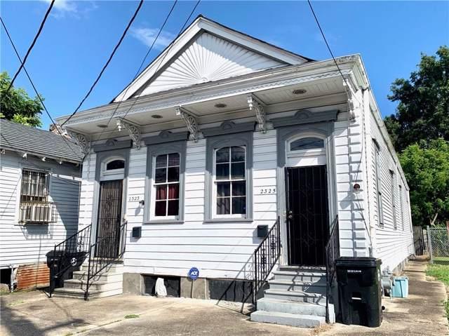 2323 N Claiborne Avenue, New Orleans, LA 70117 (MLS #2224191) :: ZMD Realty