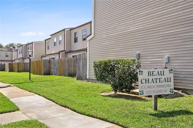 1020 St. Julien Drive #115, Kenner, LA 70065 (MLS #2224219) :: Turner Real Estate Group