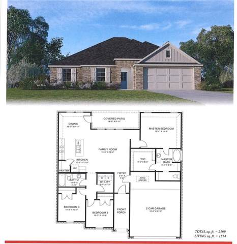 19484 Providence Ridge Boulevard, Hammond, LA 70403 (MLS #2224232) :: Turner Real Estate Group