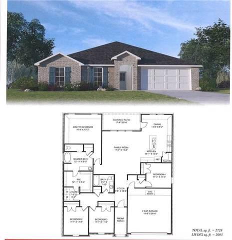 19493 Providence Ridge Boulevard, Hammond, LA 70403 (MLS #2224235) :: Turner Real Estate Group