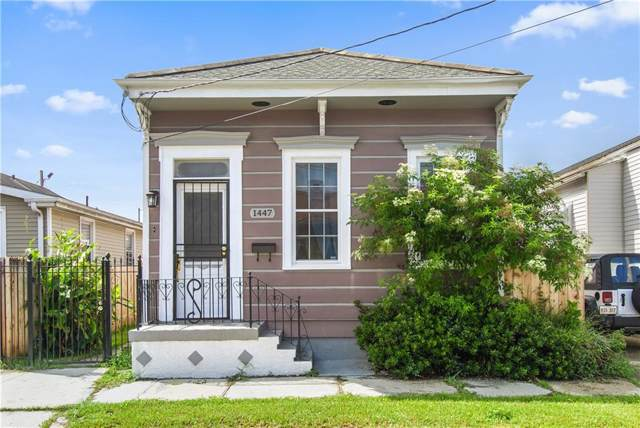 1447 N Prieur Street, New Orleans, LA 70116 (MLS #2224278) :: Watermark Realty LLC
