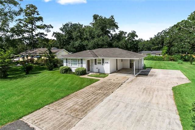 238 Oak Lane, Luling, LA 70070 (MLS #2224331) :: Top Agent Realty