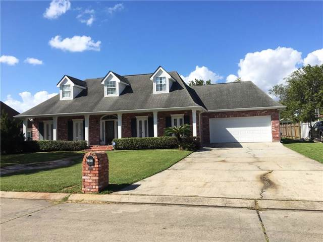 1313 Lake Louise Drive, Gretna, LA 70056 (MLS #2224333) :: Crescent City Living LLC
