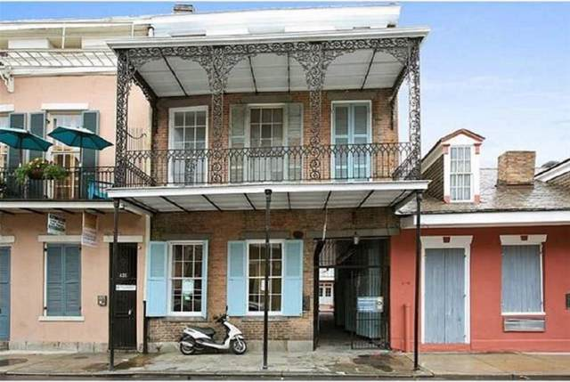 425 Burgundy Street #3, New Orleans, LA 70112 (MLS #2224412) :: Inhab Real Estate