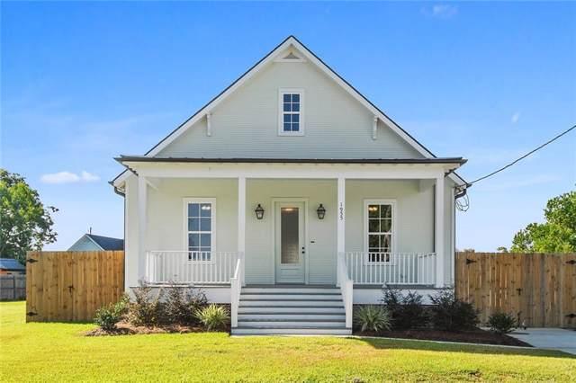 1955 Benjamin Drive, Arabi, LA 70032 (MLS #2224495) :: Inhab Real Estate