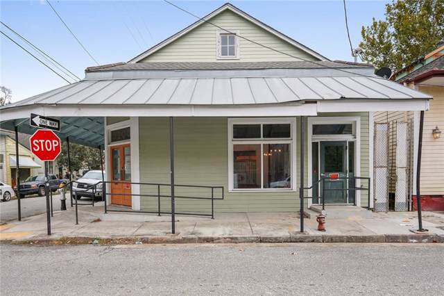 3200 Burgundy Street, New Orleans, LA 70117 (MLS #2224516) :: The Sibley Group