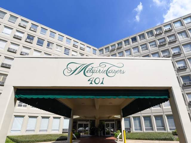 401 Metairie Road #410, Metairie, LA 70005 (MLS #2224751) :: Watermark Realty LLC