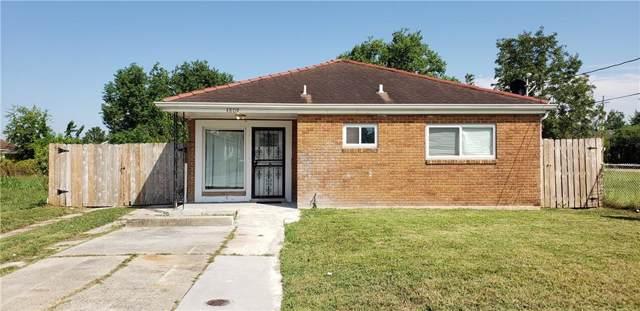 4809 Eastview Drive, New Orleans, LA 70126 (MLS #2225194) :: Turner Real Estate Group