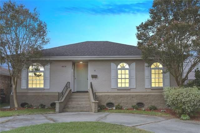 4416 Lakewood Drive, Metairie, LA 70002 (MLS #2225205) :: Inhab Real Estate