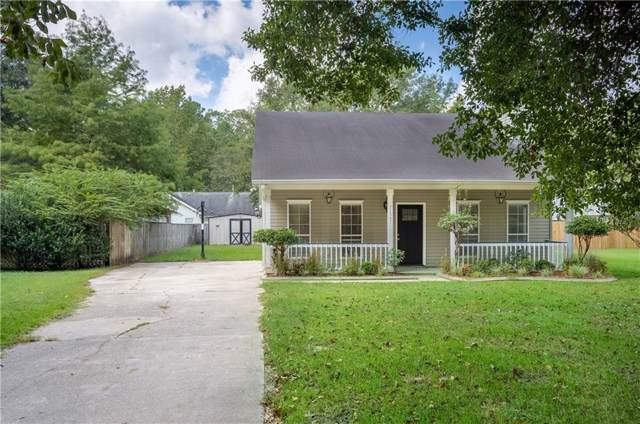71547 St Charles Street, Abita Springs, LA 70420 (MLS #2225212) :: Turner Real Estate Group