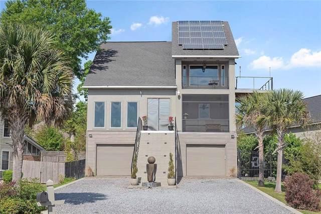 406 Marina Boulevard, Mandeville, LA 70471 (MLS #2225313) :: Turner Real Estate Group