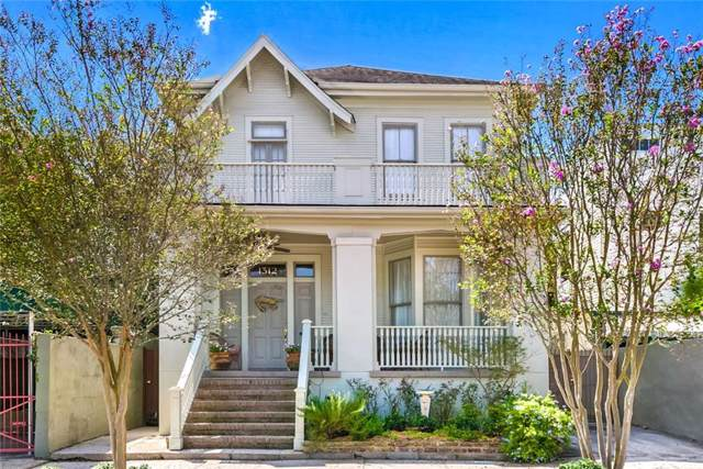 1312 Fourth Street, New Orleans, LA 70130 (MLS #2225429) :: Reese & Co. Real Estate