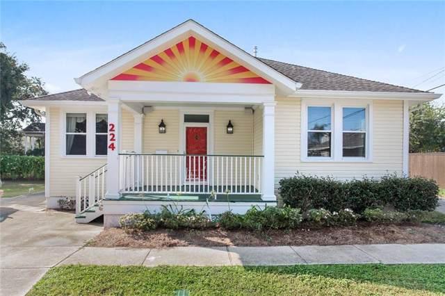 224 Bragg Street, New Orleans, LA 70124 (MLS #2225463) :: Inhab Real Estate