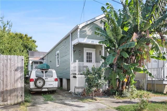 316 S Salcedo Street, New Orleans, LA 70119 (MLS #2225723) :: Inhab Real Estate