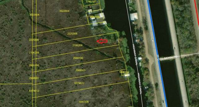 0 Highway Canal, Akers, LA 70421 (MLS #2225801) :: Top Agent Realty