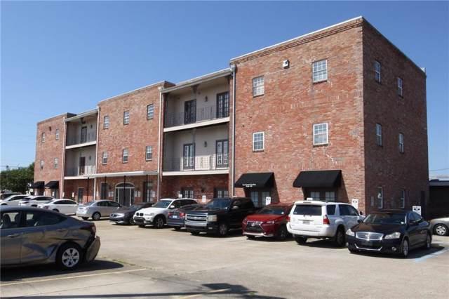 2637 Edenborn Avenue #302, Metairie, LA 70002 (MLS #2225868) :: ZMD Realty