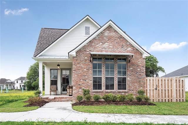 4801 Arden Way Drive, Gonzales, LA 70737 (MLS #2225904) :: Turner Real Estate Group
