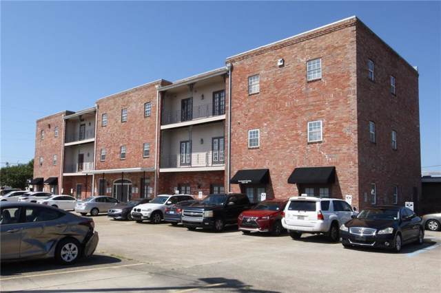 2637 Edenborn Avenue #301, Metairie, LA 70002 (MLS #2225925) :: ZMD Realty