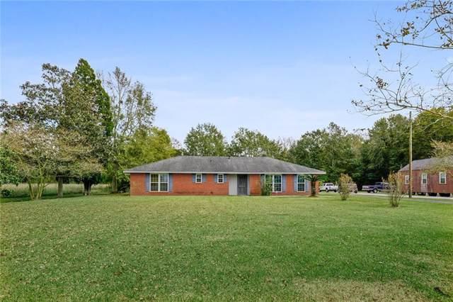 3112 Township Road, Donaldsonville, LA 70346 (MLS #2225966) :: Turner Real Estate Group