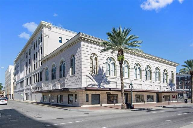 1201 Canal Street #403, New Orleans, LA 70112 (MLS #2226066) :: Inhab Real Estate