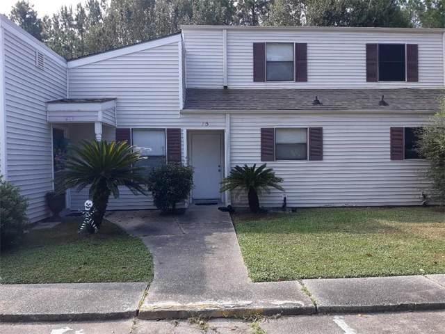 215 Putters Lane 33B, Slidell, LA 70460 (MLS #2226235) :: ZMD Realty