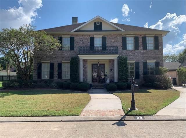 38 Lakewood Place, New Orleans, LA 70131 (MLS #2226273) :: Crescent City Living LLC