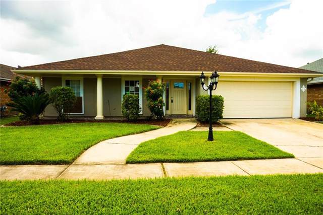 937 Tavel Drive, Kenner, LA 70065 (MLS #2226277) :: ZMD Realty