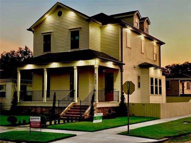 5942 Music Street, New Orleans, LA 70122 (MLS #2226283) :: Parkway Realty