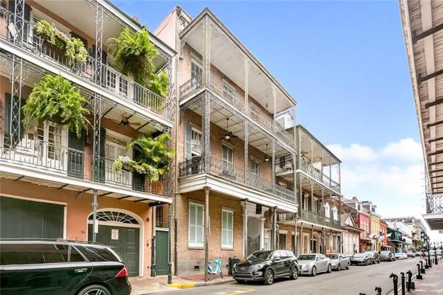 835 St. Louis Street H, New Orleans, LA 70112 (MLS #2226360) :: Inhab Real Estate