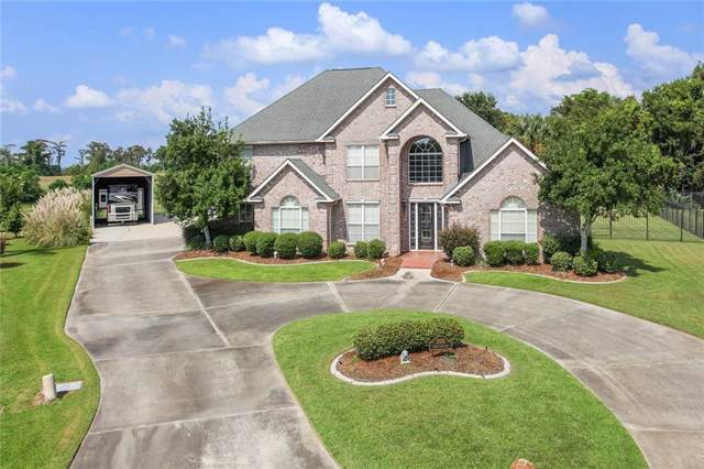 200 Maud Olive Drive, Belle Chasse, LA 70037 (MLS #2226384) :: Robin Realty