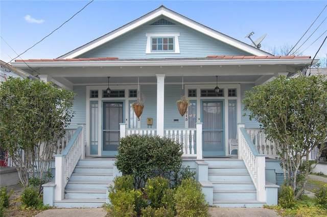 213 N Murat Street, New Orleans, LA 70119 (MLS #2226502) :: Inhab Real Estate