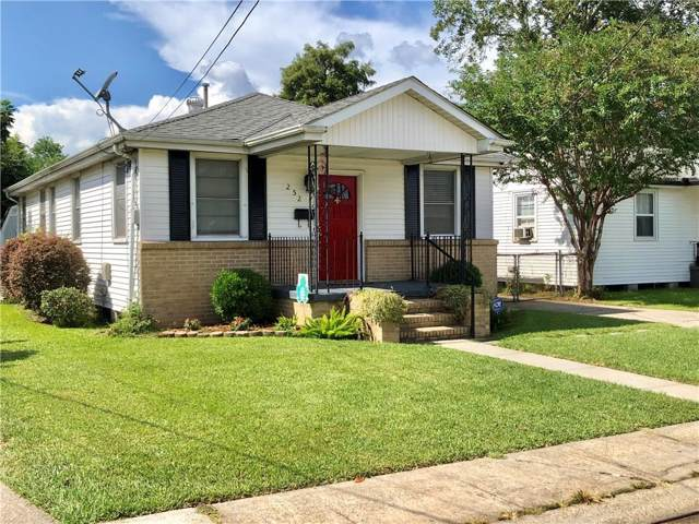 252 Anthony Avenue, Harahan, LA 70123 (MLS #2226504) :: Crescent City Living LLC