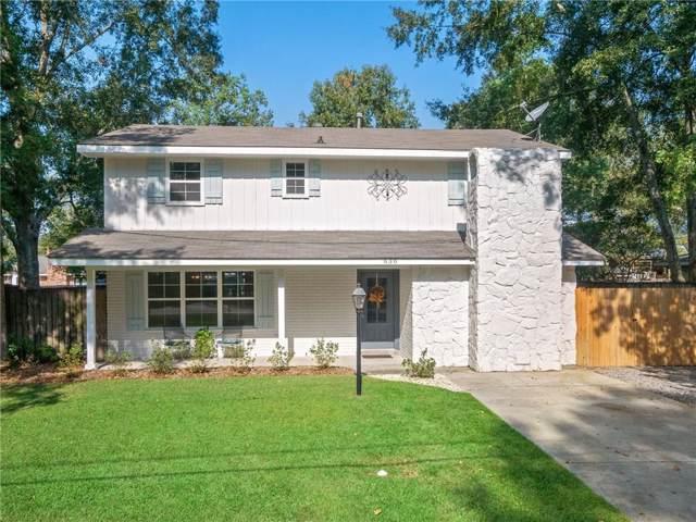 636 Oak Street, Mandeville, LA 70448 (MLS #2226622) :: Robin Realty
