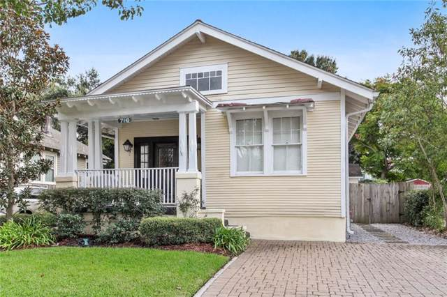 716 Hidalgo Street, New Orleans, LA 70124 (MLS #2226626) :: The Sibley Group