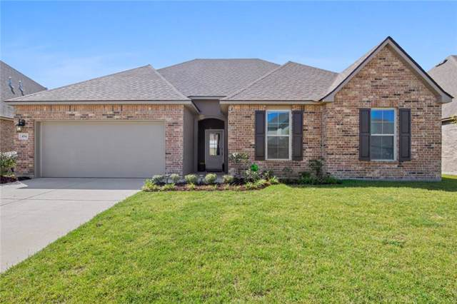 454 West Lake Drive, Slidell, LA 70461 (MLS #2226880) :: ZMD Realty