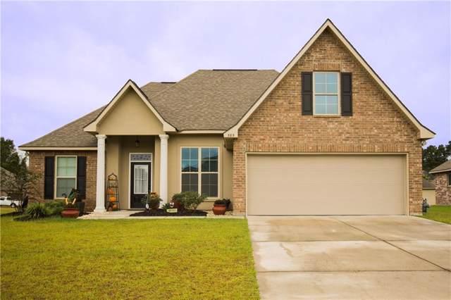 585 Ponderosa Drive, Ponchatoula, LA 70454 (MLS #2227016) :: Inhab Real Estate