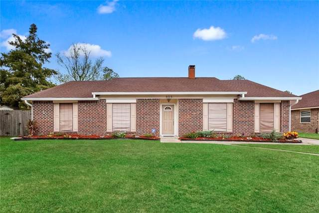 803 Pearl Street, Slidell, LA 70461 (MLS #2227060) :: The Sibley Group