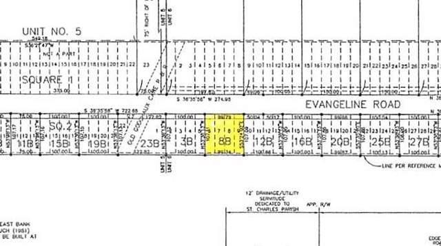828 Evangeline Road, Montz, LA 70068 (MLS #2227143) :: Top Agent Realty