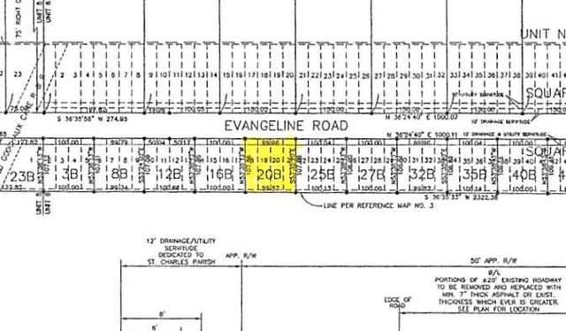 840 Evangeline Road, Montz, LA 70068 (MLS #2227145) :: Top Agent Realty