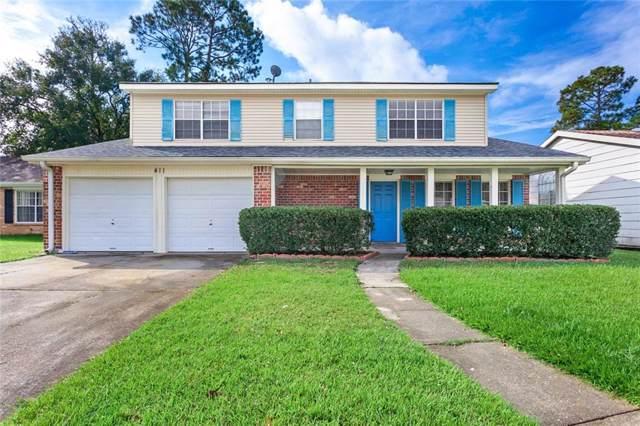 411 Queen Anne Drive, Slidell, LA 70460 (MLS #2227284) :: Turner Real Estate Group