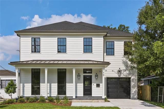 70 Oaklawn Drive, Metairie, LA 70005 (MLS #2227394) :: Crescent City Living LLC