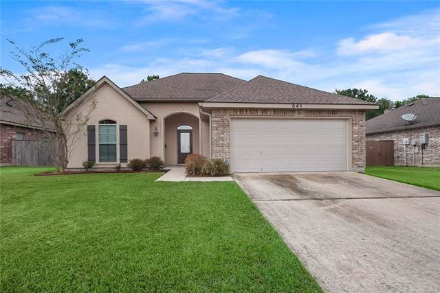 541 Jessica Way, Covington, LA 70435 (MLS #2227492) :: The Sibley Group